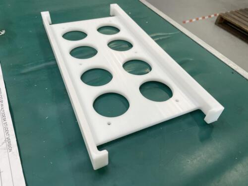 Frezowanie Tworzyw sztucznych (POM-c)