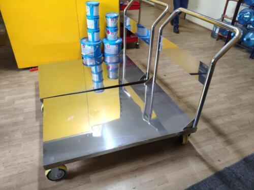 Wózek platforma