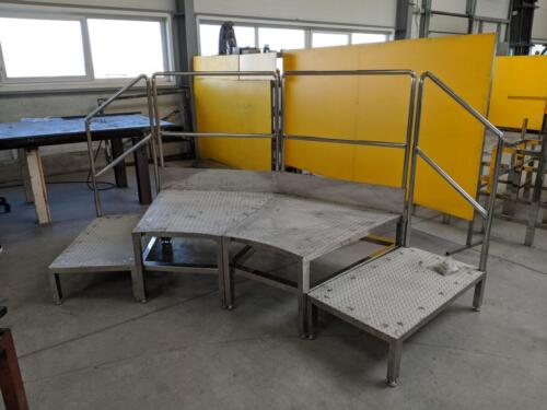 Platforma inspekcyjna